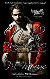Nicolas: Hades Knights MC, Santa Cutie, Think Of The  Kisses I've Missed (Dark Alphas MC Romance): He's A Dark Dream,  She's Hope, Together, They're Magical (NorCal Chapter Book 1)