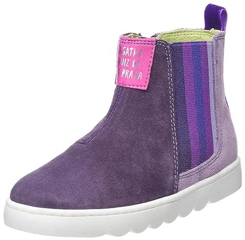 Agatha Ruiz de la Prada 181952, Botines para Niñas: Amazon.es: Zapatos y complementos