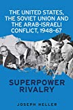 The United States, the Soviet Union and the Arab-Israeli conflict, 1948–67: Superpower rivalry