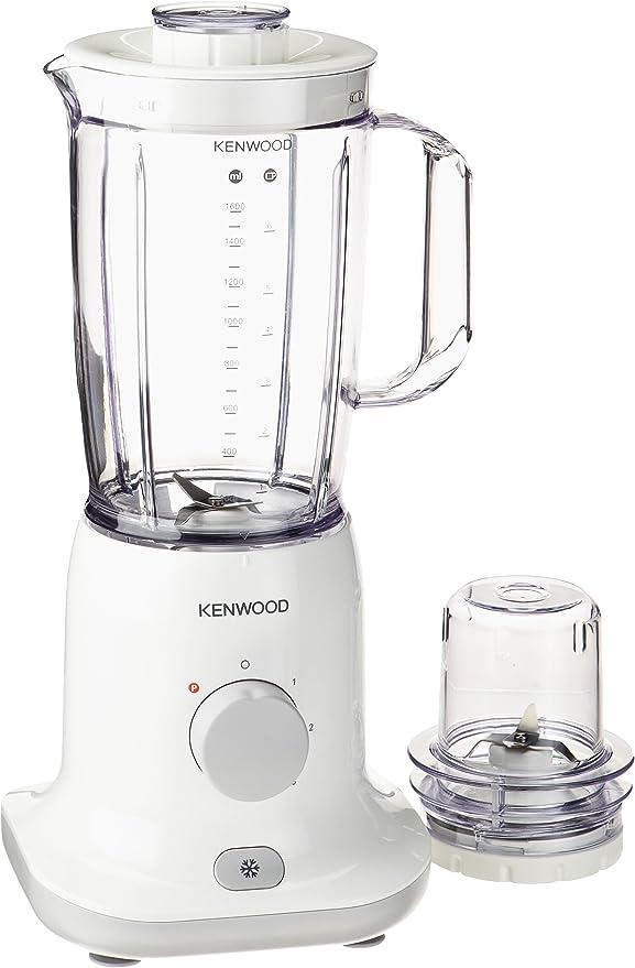 Kenwood BL470 Batidora de vaso Mini Curve, 600 W, 1.6 L, plástico ...