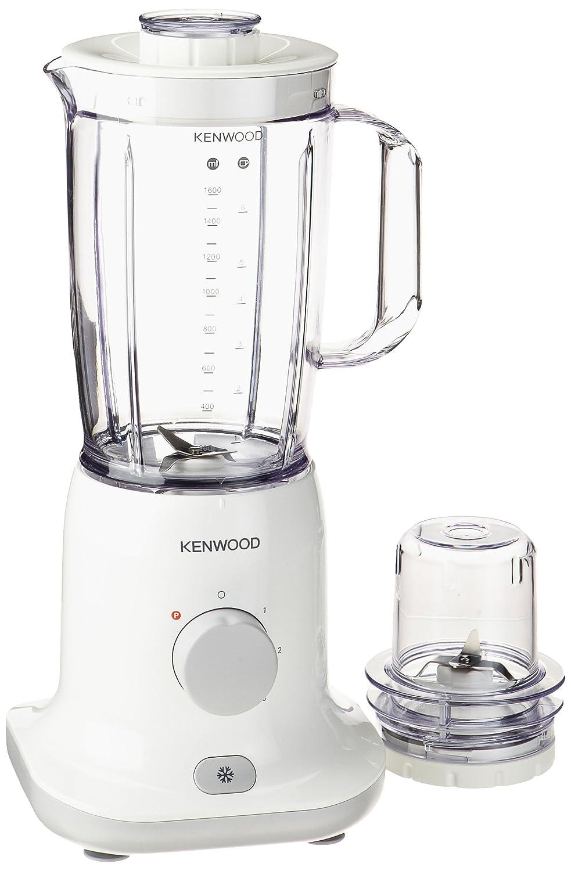 Kenwood BL470 Batidora de vaso Mini Curve, 600 W, 1.6 L, plástico, 3 velocidades, color blanco: Amazon.es: Hogar