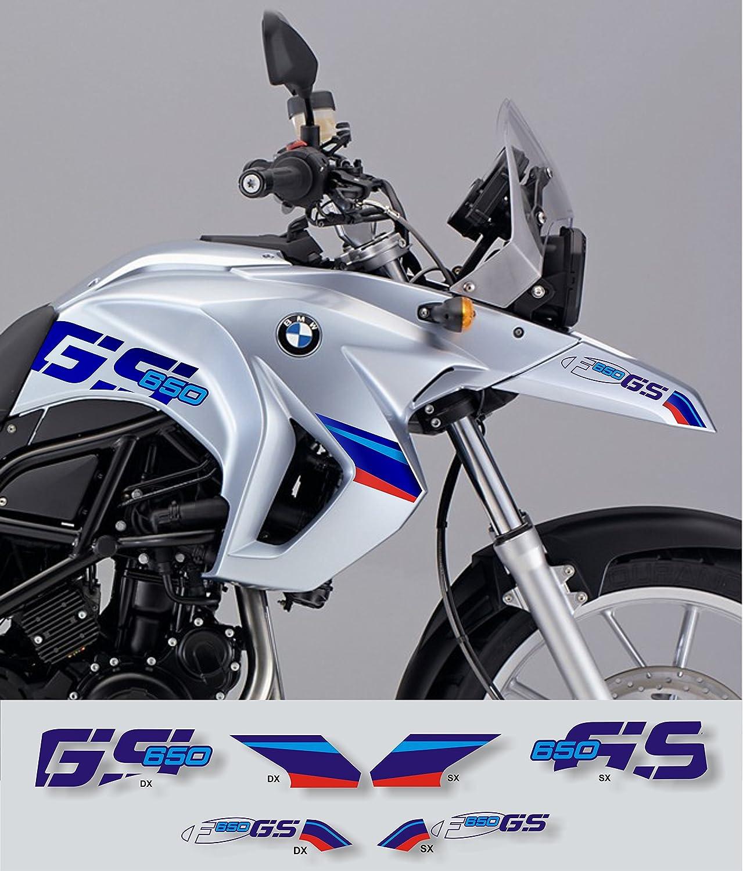 Pegatinas adhesivas calcomaní a para BMW F 650 GS - 2008 - 2012 - COD99 Stickershop