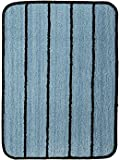 Saral Home Anti Slip Polyester Door Mat- 40x60 cm, Turquoise