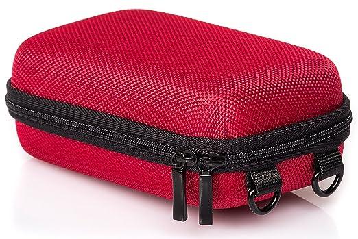 18 opinioni per Bundlestar Hard Case PURE RED taglia L borsa fotografica rosso (con tracolla e