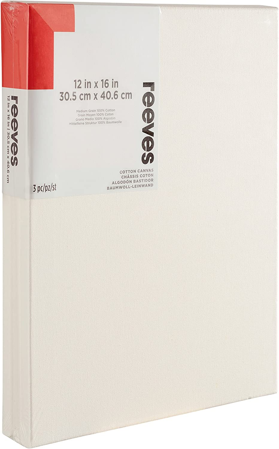 Reeves Cotton Canvas A3