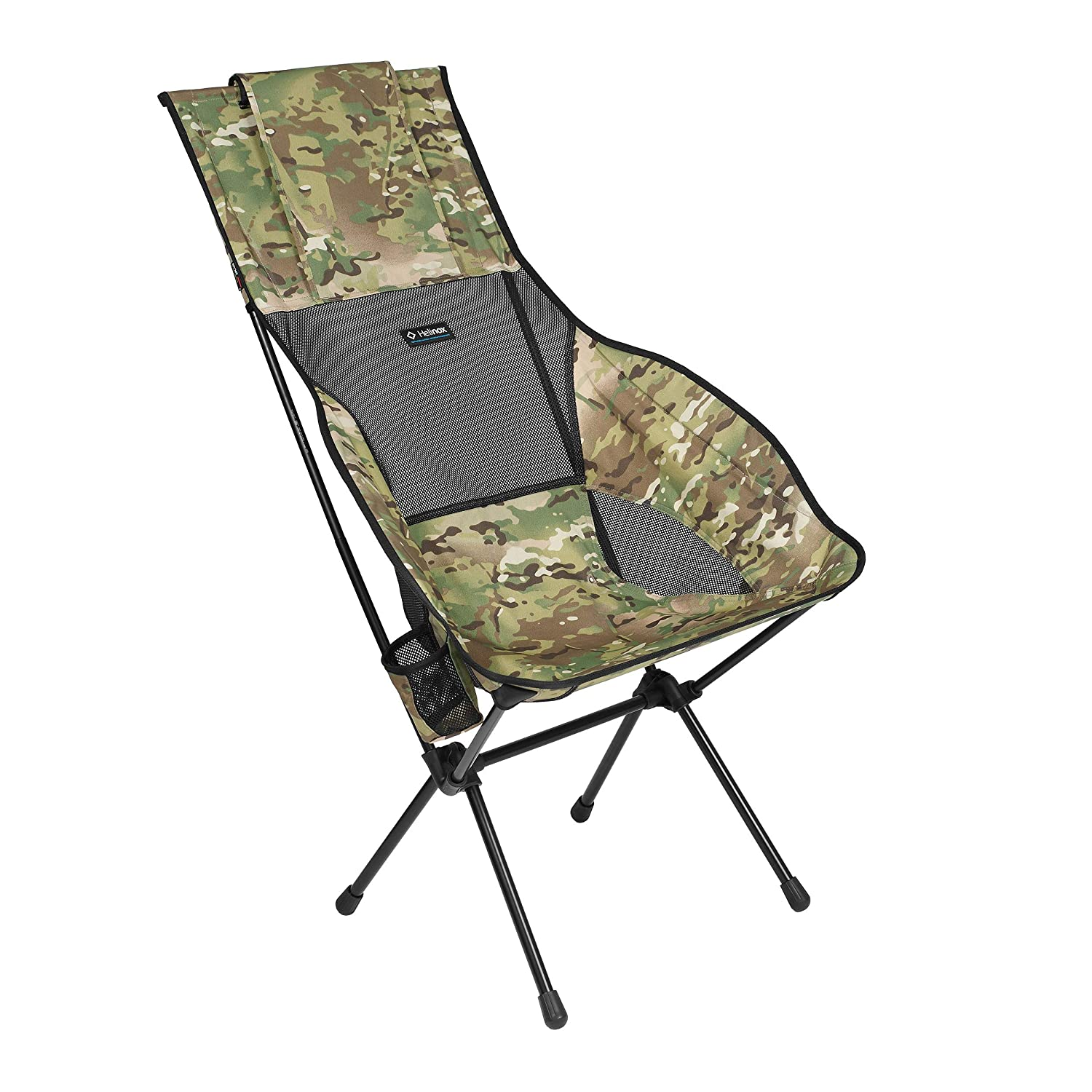 Helinox Savanna High-Back Collapsible Camp Chair, Multicam  Diy Backpacking Chair