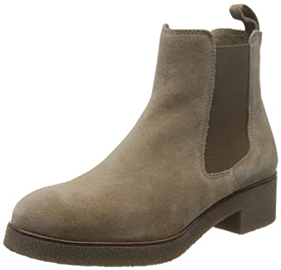 14113a6ad2f9 Unisa Women DRUINA BS Boots Beige Size  40  Amazon.co.uk  Shoes   Bags