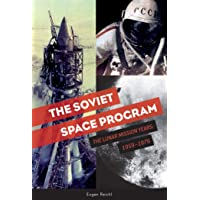Soviet Space Program: The Lunar Mission Years: 1959-1976
