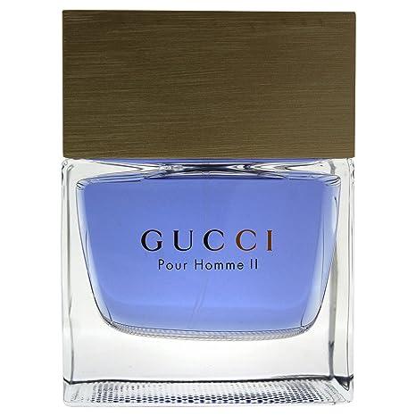 4988f8318b0 Amazon.com   Gucci Pour Homme Ii By Gucci For Men. Eau De Toilette Spray  3.3 Oz.   Beauty