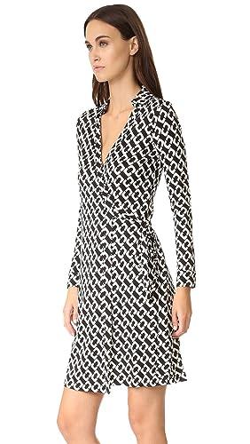 f98abfb4b6c Amazon.com  Diane von Furstenberg Women s New Jeanne Two Wrap Dress ...