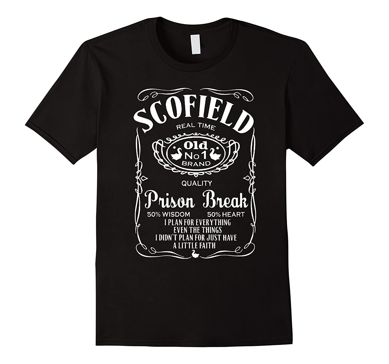 Fans Scofield Shirt Prison Break 2017-TH