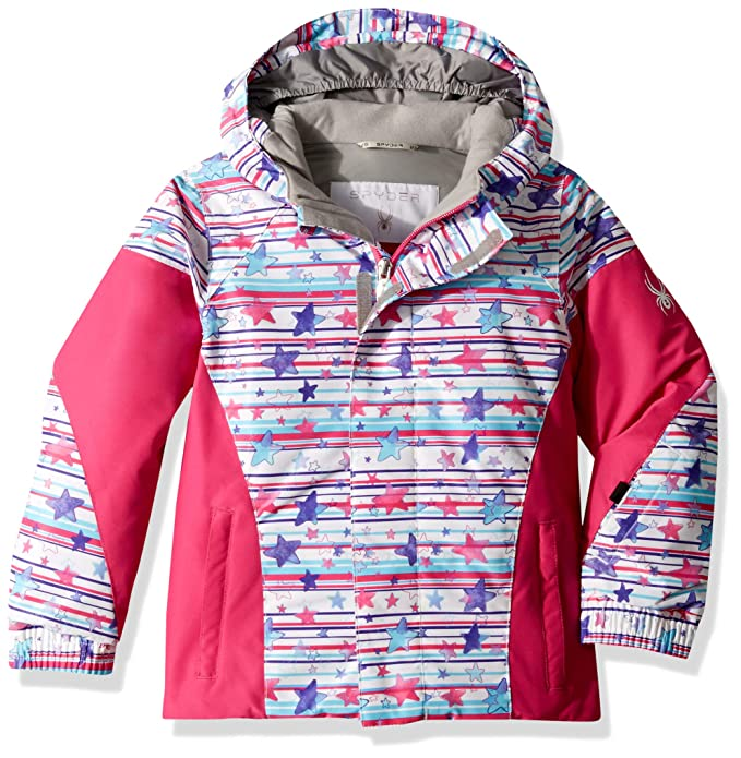 Spyder Girls Bitsy Charm Ski Jacket