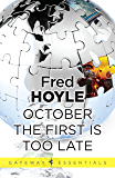 October the First Is Too Late (Fred Hoyle's World of Science Fiction)