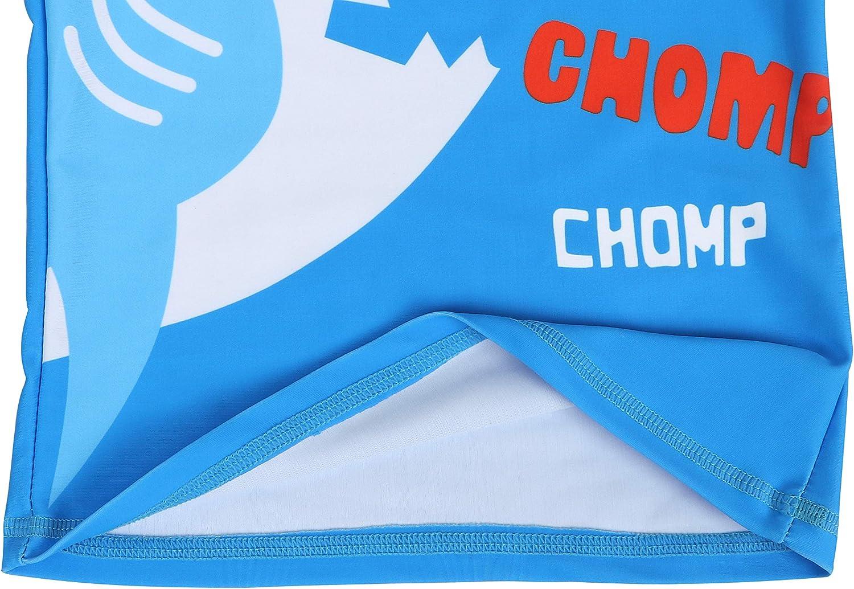 WonderBabe Boys Swimsuit Sun Protection Swimwear Kids Swimming Costume Children UV Protection Bathing Suit Set