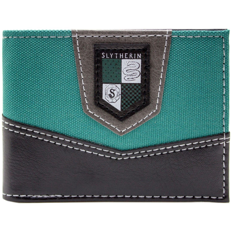 Warner Harry Potter Serpeverde Shield verde portafoglio 28845