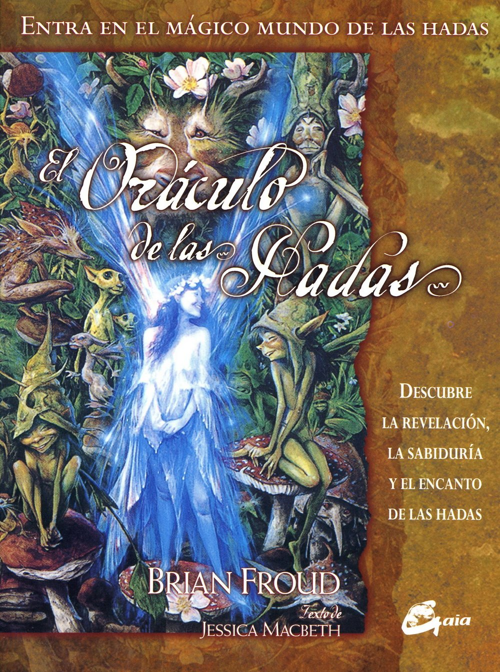 El oraculo de las hadas/ The Fairies Oracle: Descubre La ...