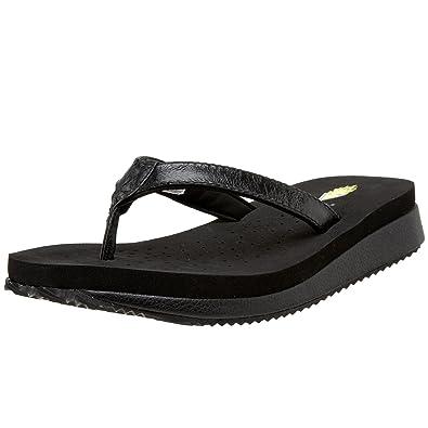 10707091e Volatile Women s High Energy Thong Sandal