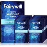 Fairywill Teeth Whitening Strips for Sensitive Teeth - Reduced Sensitivity White Strips, Gentle and Safe for Enamel…