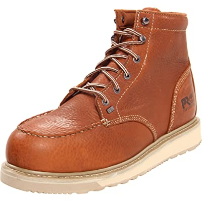 Timberland PRO Men's Barstow Wedge Alloy ST Work Boot: Shoes