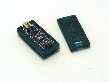 Arduino Carcasa/Case/Housing - para Arduino Nano V3 - Green ...