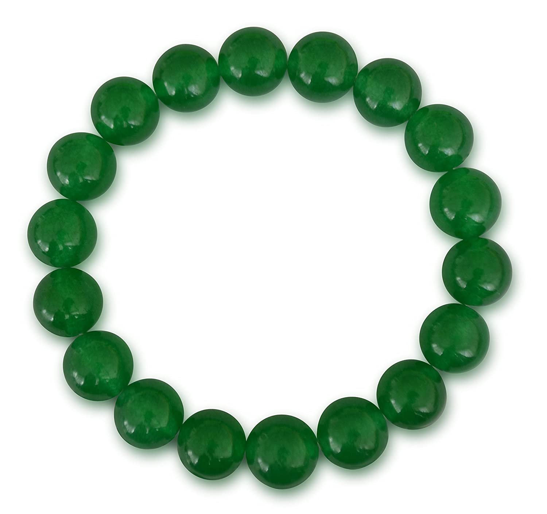 Bracelet de jade, jade Malaisie, naturel, vert, rond, 8mm  Amazon.fr  Bijoux 88229d5bbf9d