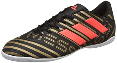 bc3b04b94 Adidas Men's Nemeziz Messi Tango 17.4 in Cblack/Solred/Tagome Football Boots  - 9
