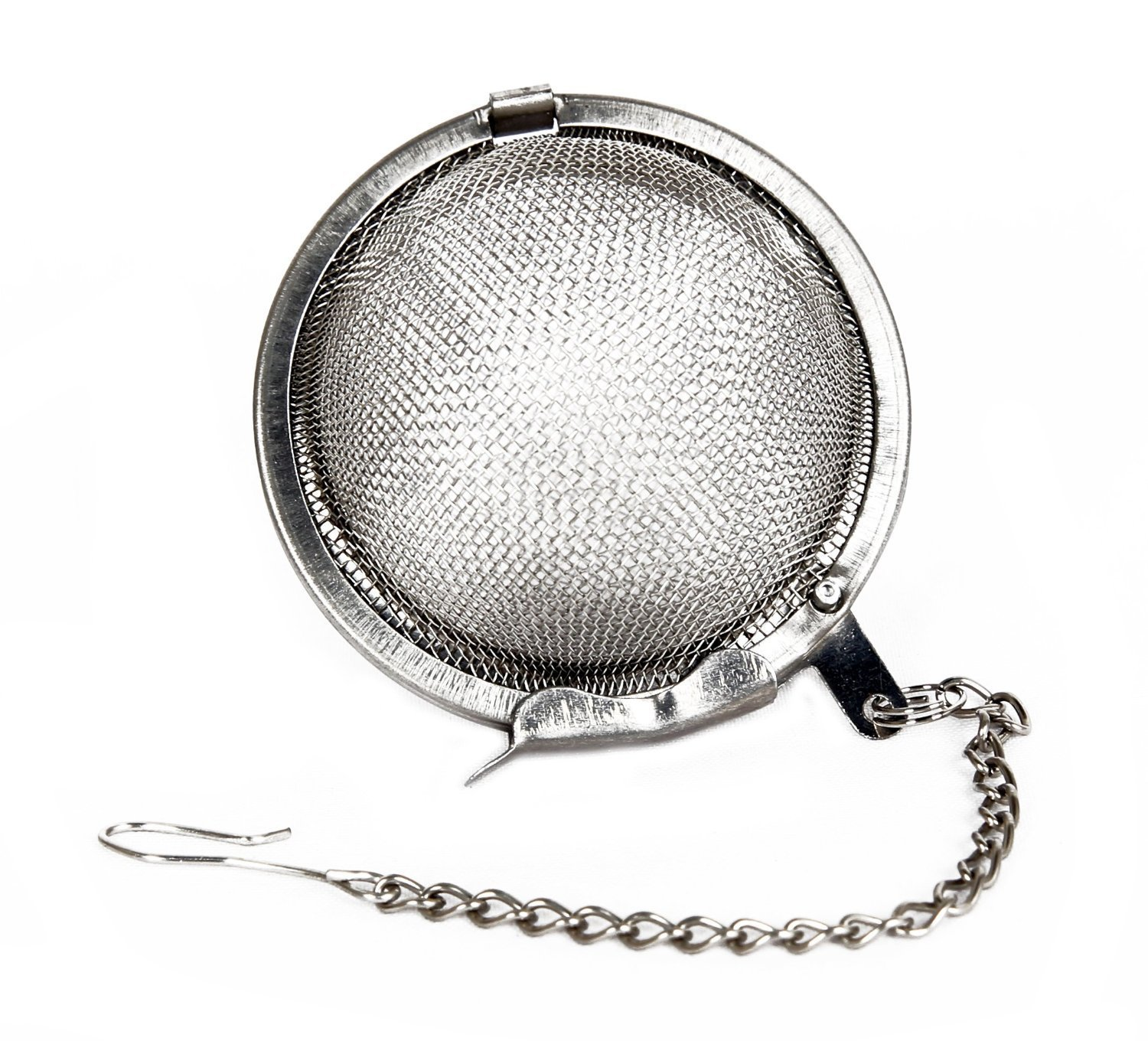 KINGSTONS Stainless Steel Tea strainers tea filter compartment for Tea Infuser Ball