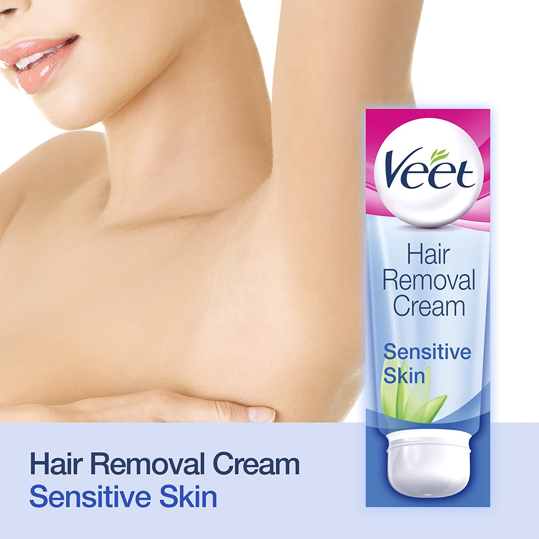 Bikini Line Hair Removal Cream Veet Zona Ilmu 10