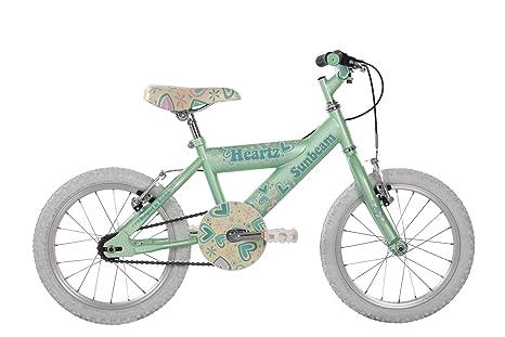 52cb0049c2a Raleigh Sunbeam Girls  Heartz Bike - Green