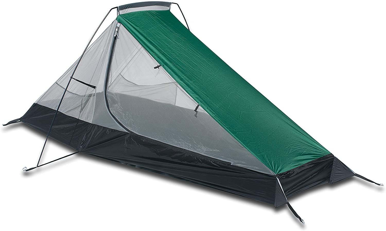 Aqua Quest WEST Coast Bivy – Breathable Ultralight Pop up Tent for 1 or 2 Person Shelter, Quick and Easy Set up