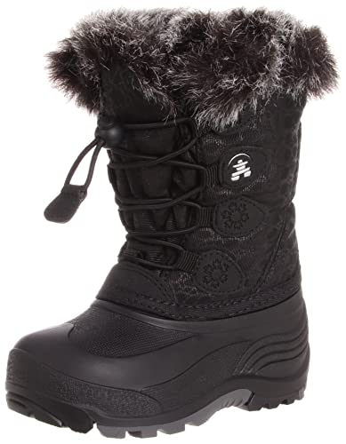 a7b7bd98109fe Kamik Snowgypsy Pull-On Winter Boot (Toddler Big Kid)