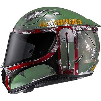 HJC Bobafett Mens RPHA 11 Pro Street Motorcycle Helmet - M4SF / Small
