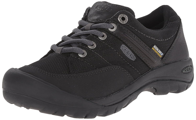 KEEN Women's Presidio Sport Mesh Shoe B00RKGCTBK 7.5 B(M) US|Black