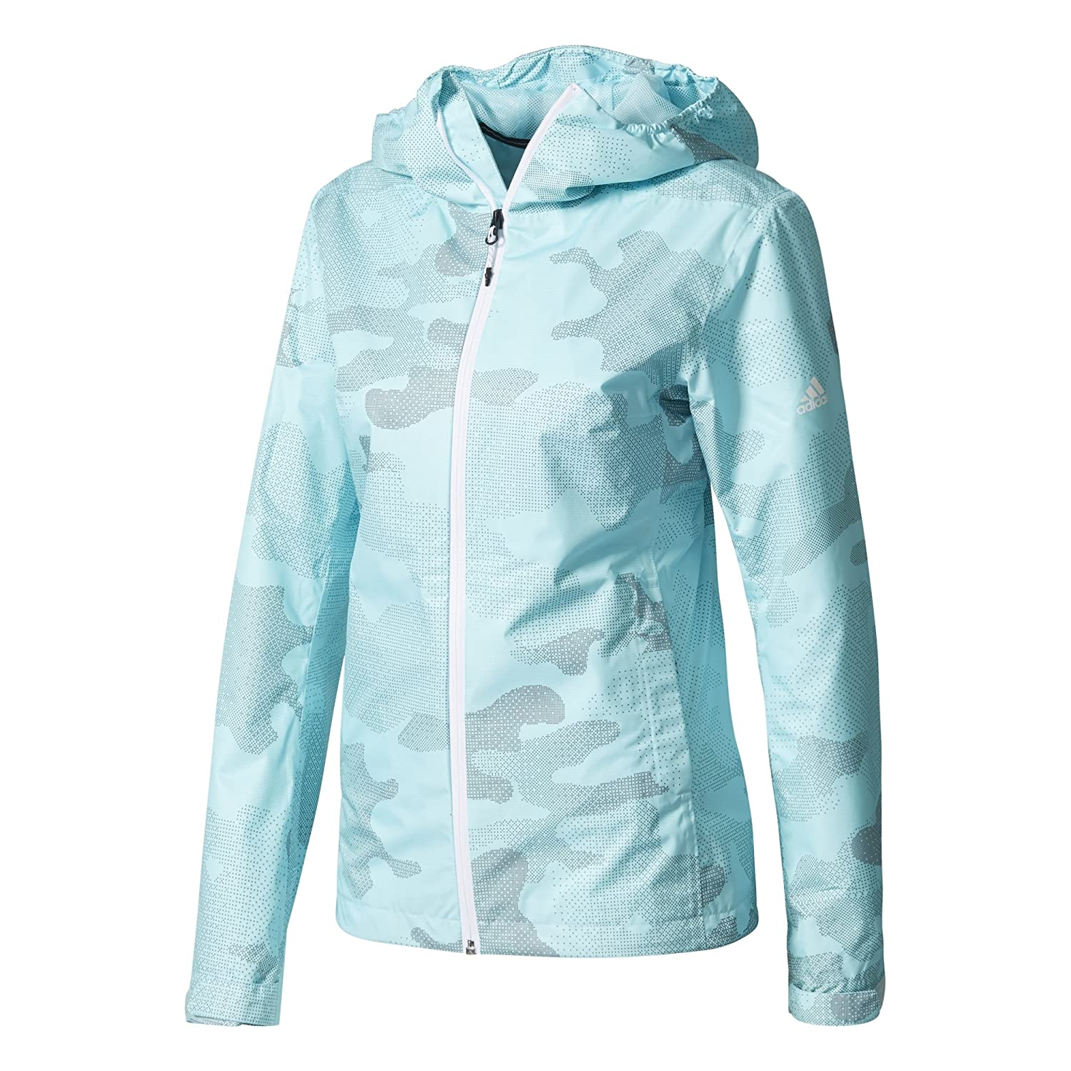 Adidas Damen All Outdoor Printed Wandertag Jacke