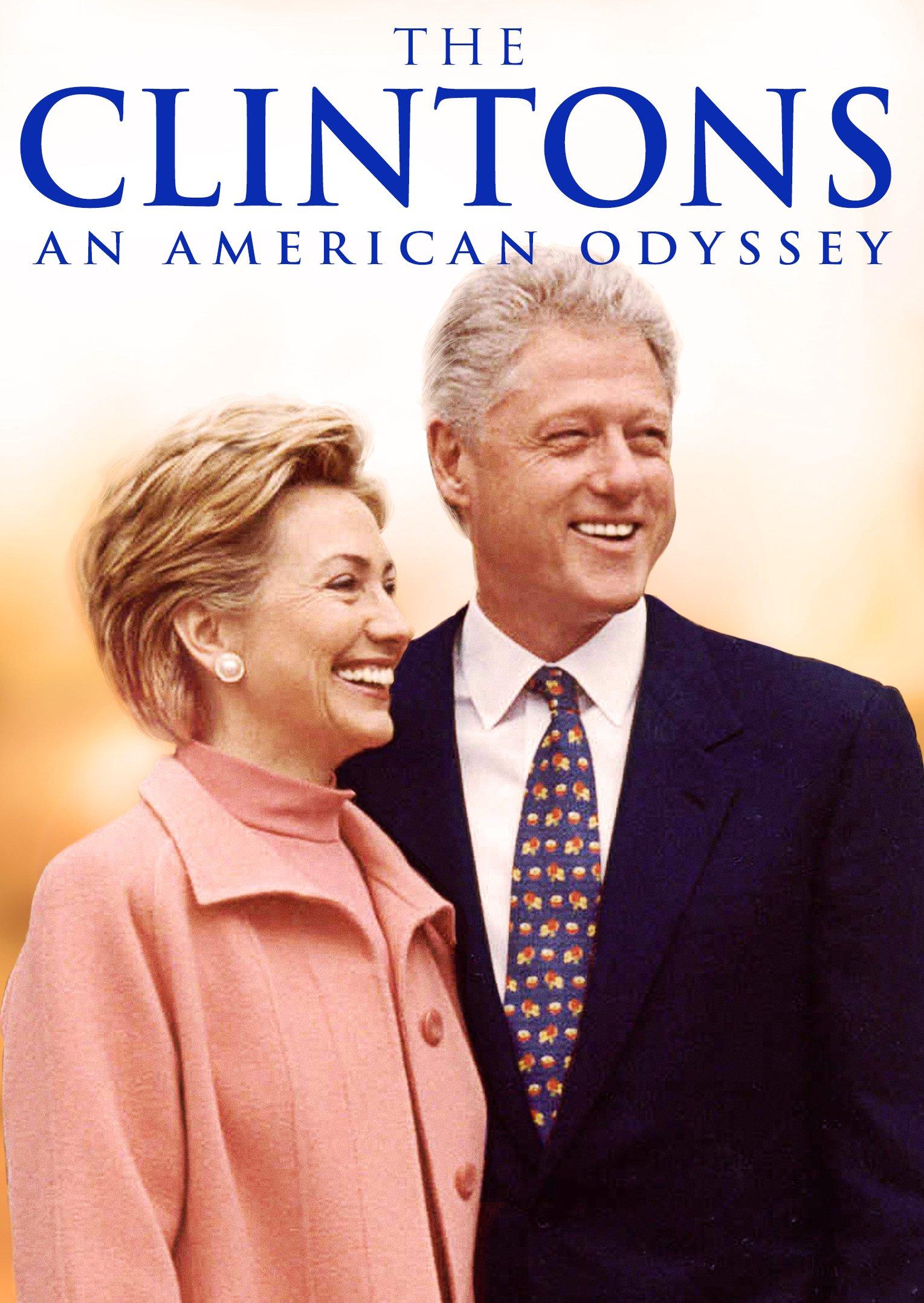 DVD : The Clintons: An American Odyssey (DVD)