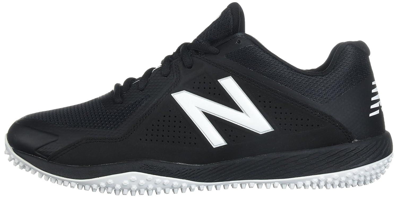 New New New Balance Men's T4040v4 Turf Baseball schuhe, schwarz, 12 D US ce6436