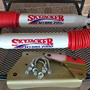 Skyjacker 7299 Steering Stabilizer Dual Kit