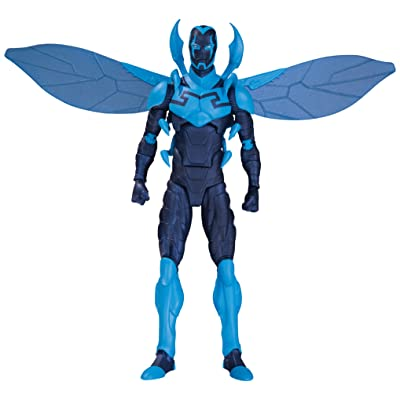 DC Collectibles DC Comics Icons: Blue Beetle Infinite Crisis Action Figure: Toys & Games