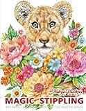 Magic Stippling: Art Book, Coloring Book, Tattoo Sketch Album