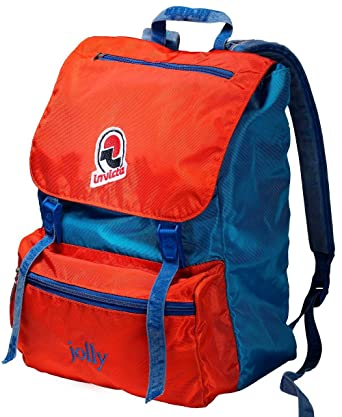 laest technology rational construction popular design Amazon.com: Invicta Backpack Jolly Vintage - Blue Orange ...