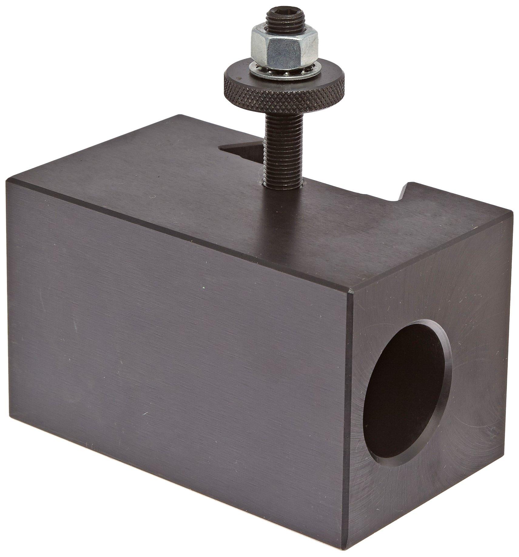 Dorian Tool D5 Chromium Molybdenum Alloy Steel Quick Change Morse Taper Toolholder for SDN35CXA Super Quick Change Tool Post, MT4, 2-1/2'' Height