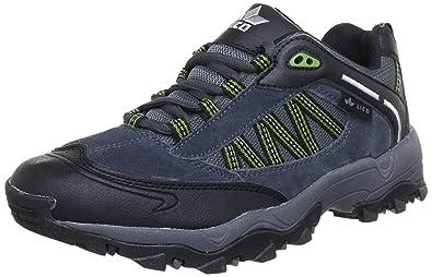 Lico Falcon 210054 - Zapatillas de montaña de cuero para hombre: Amazon.es: Zapatos y complementos