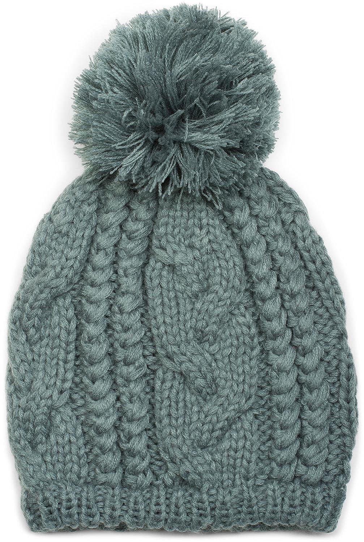styleBREAKER Ensemble composé dune écharpe, dun bonnet et de gants, écharpe  loop avec motif bd4524d3a35