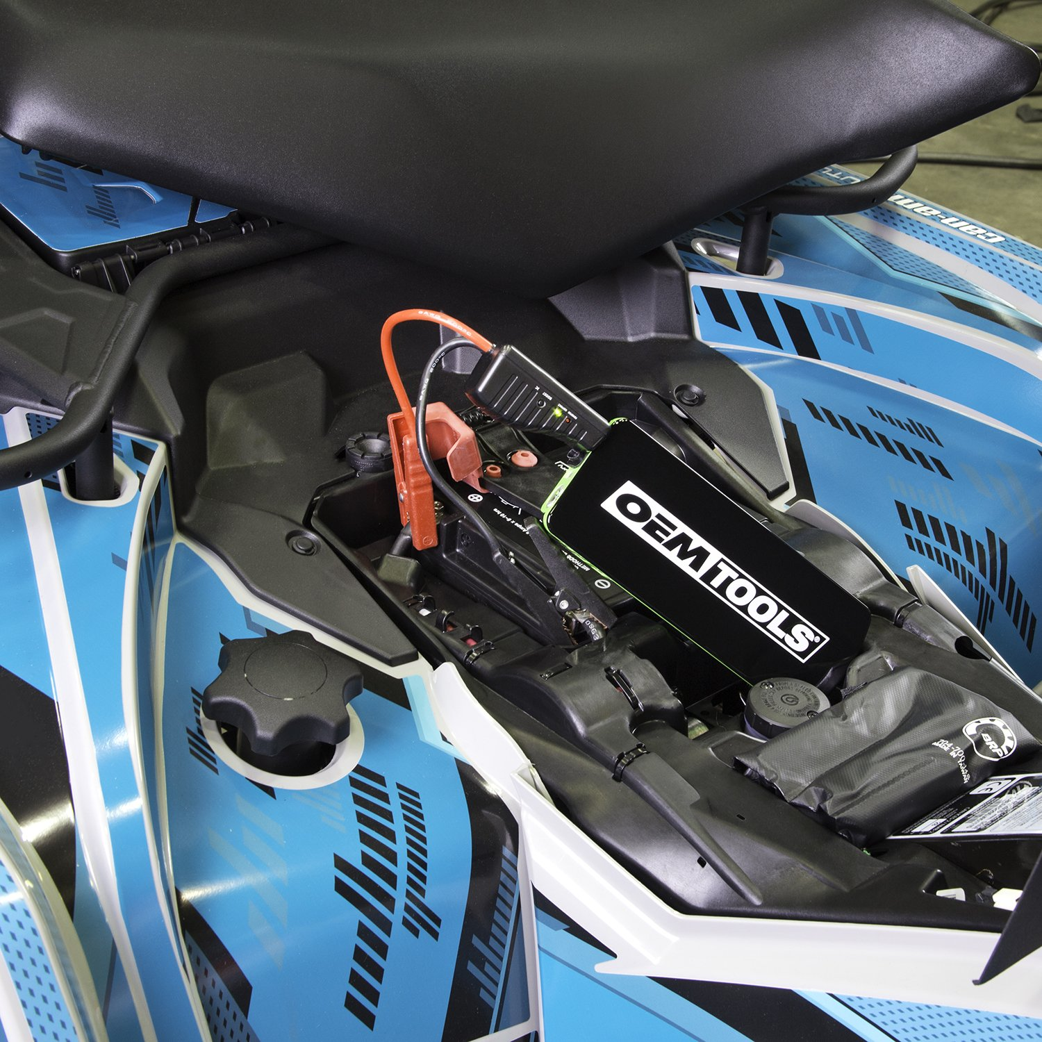 OEMTOOLS 24455 PPS-X Personal Power Source with Smart Jump Cables by OEMTOOLS (Image #9)