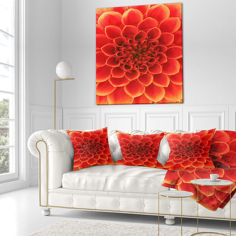 23 x 23 Square Floor Pillow Kess InHouse Robin Dickinson You are Beautiful II Art Object