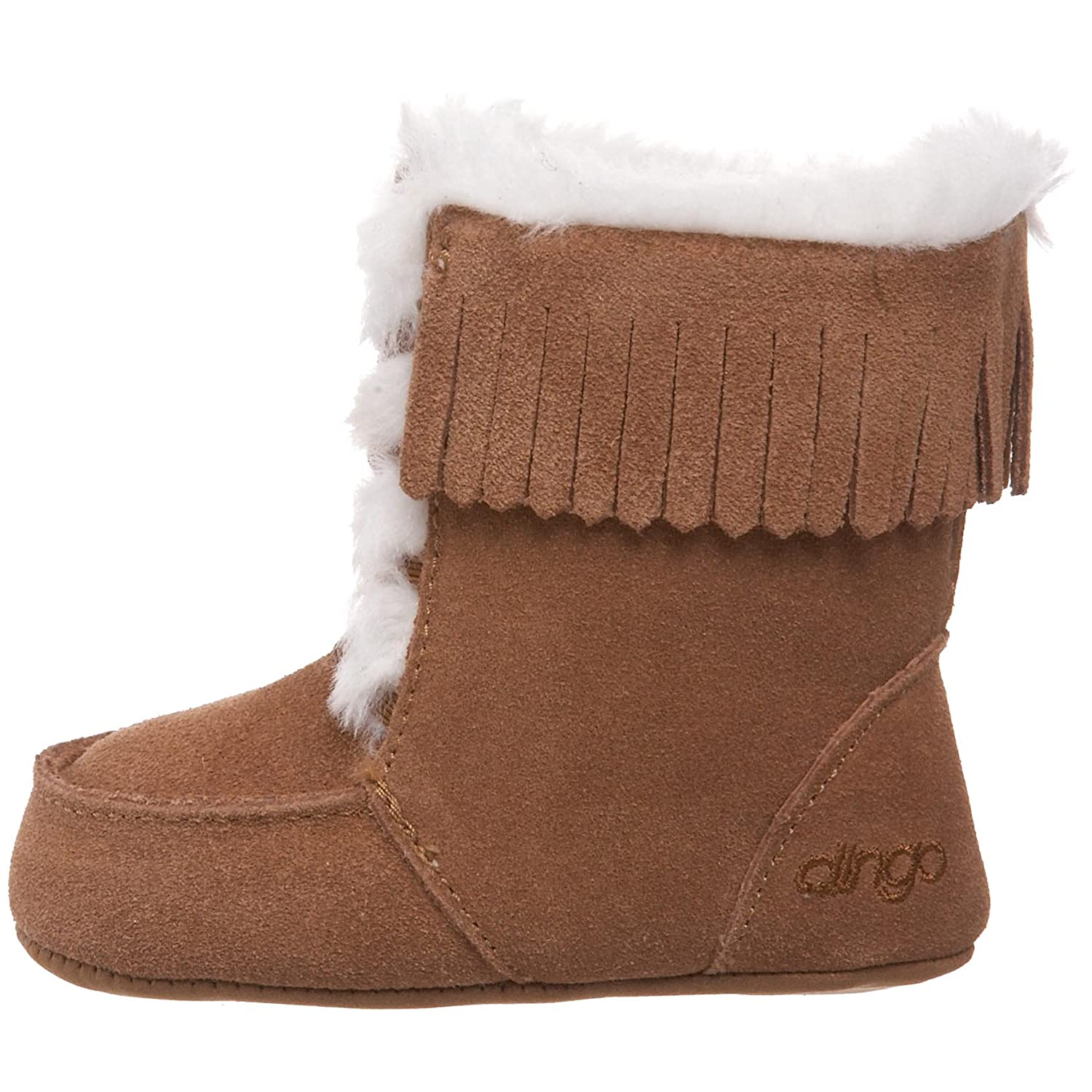 Dingo DIC0040 Moccasin Bootie Infant//Toddler