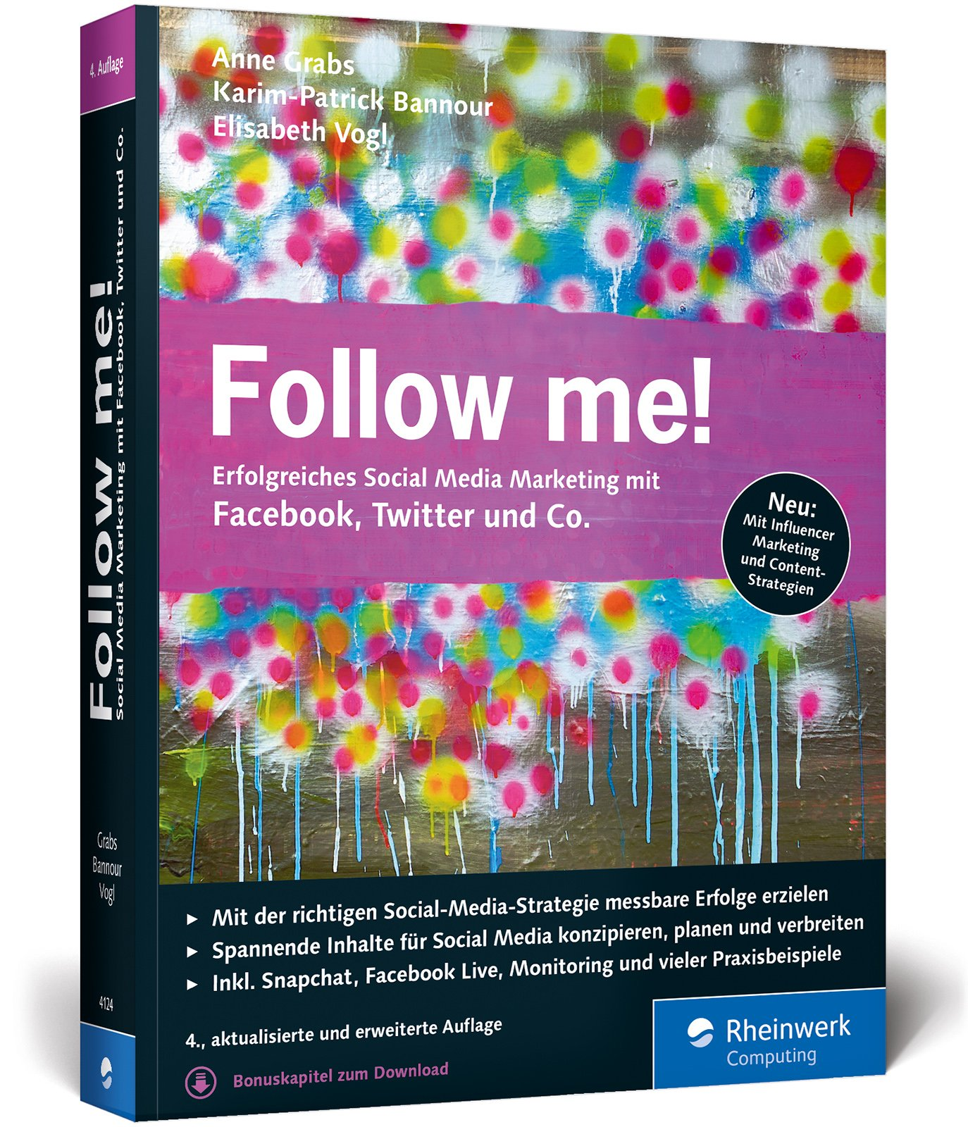 Follow Me Erfolgreiches Social Media Marketing Mit Facebook