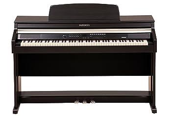kurzweil mp20 sr piano numerique meuble palissandre