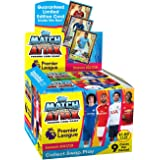 EPL Match Attax 2017/18 Trading Card Game Box of 50 sealed packets (450 Random cards)