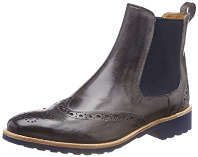 get new official site on feet shots of Melvin & Hamilton Damen Amelie 5 Chelsea Boots